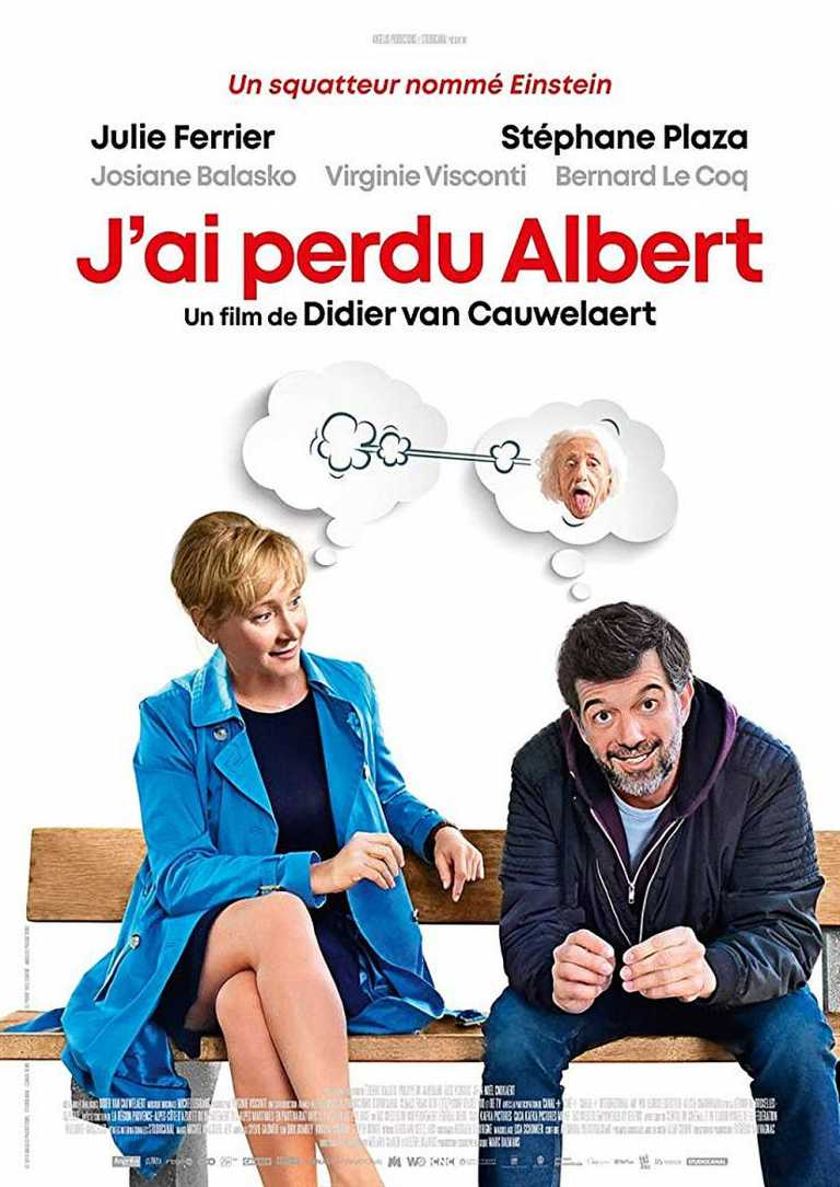 Wo ist Albert? (Poster)