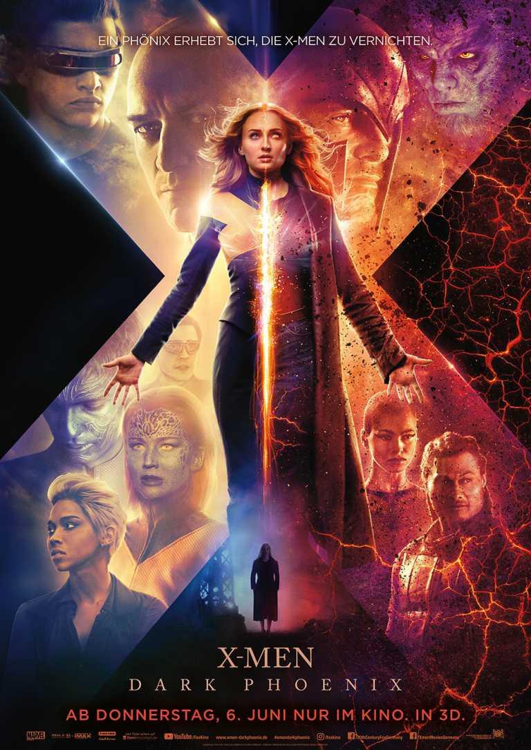 X-Men: Dark Phoenix (Poster)