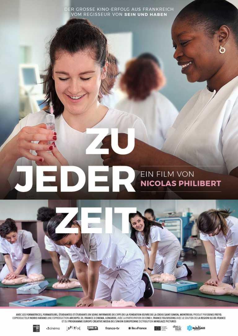 Zu jeder Zeit (Poster)