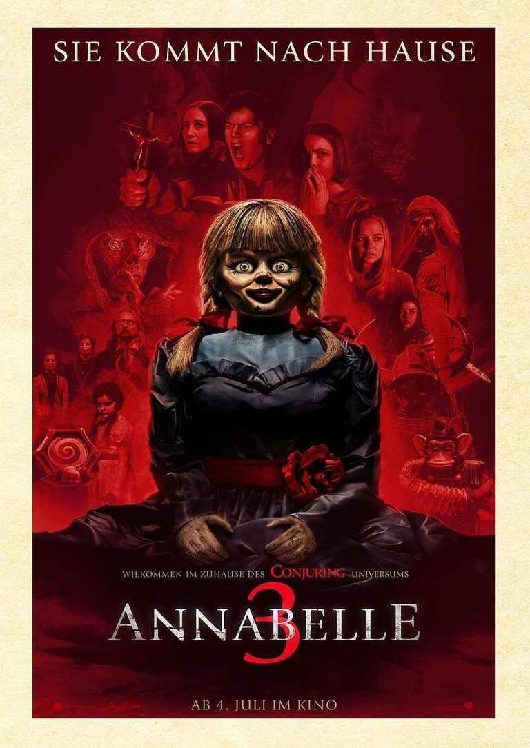 Annabelle 3 (Poster)