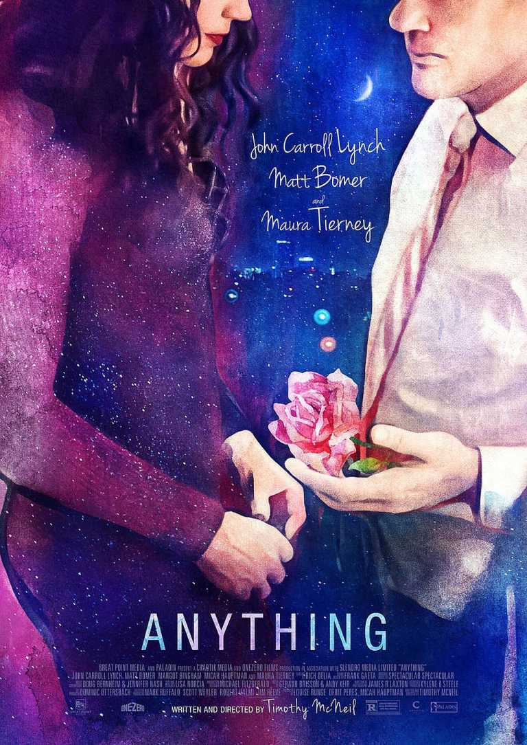 Anything (Poster)