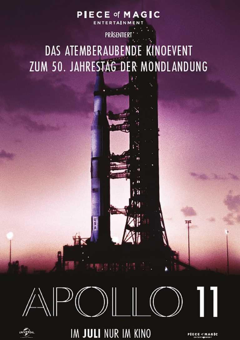 Apollo 11 (Poster)