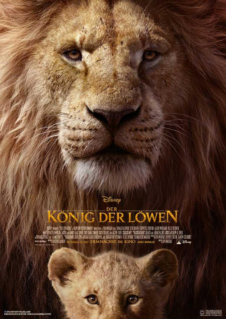 Der König der Löwen (Poster)
