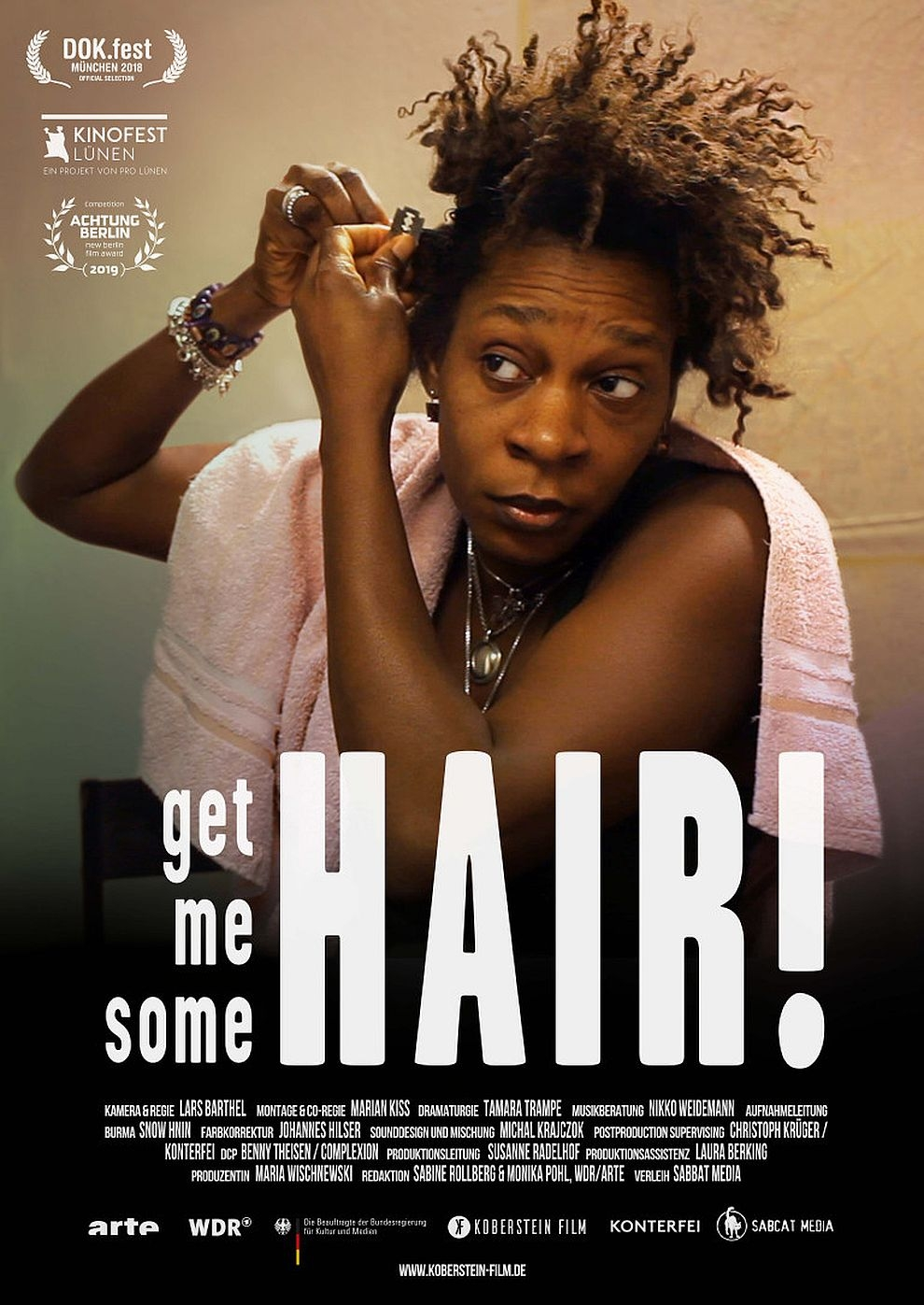 get me some HAIR! (Poster)