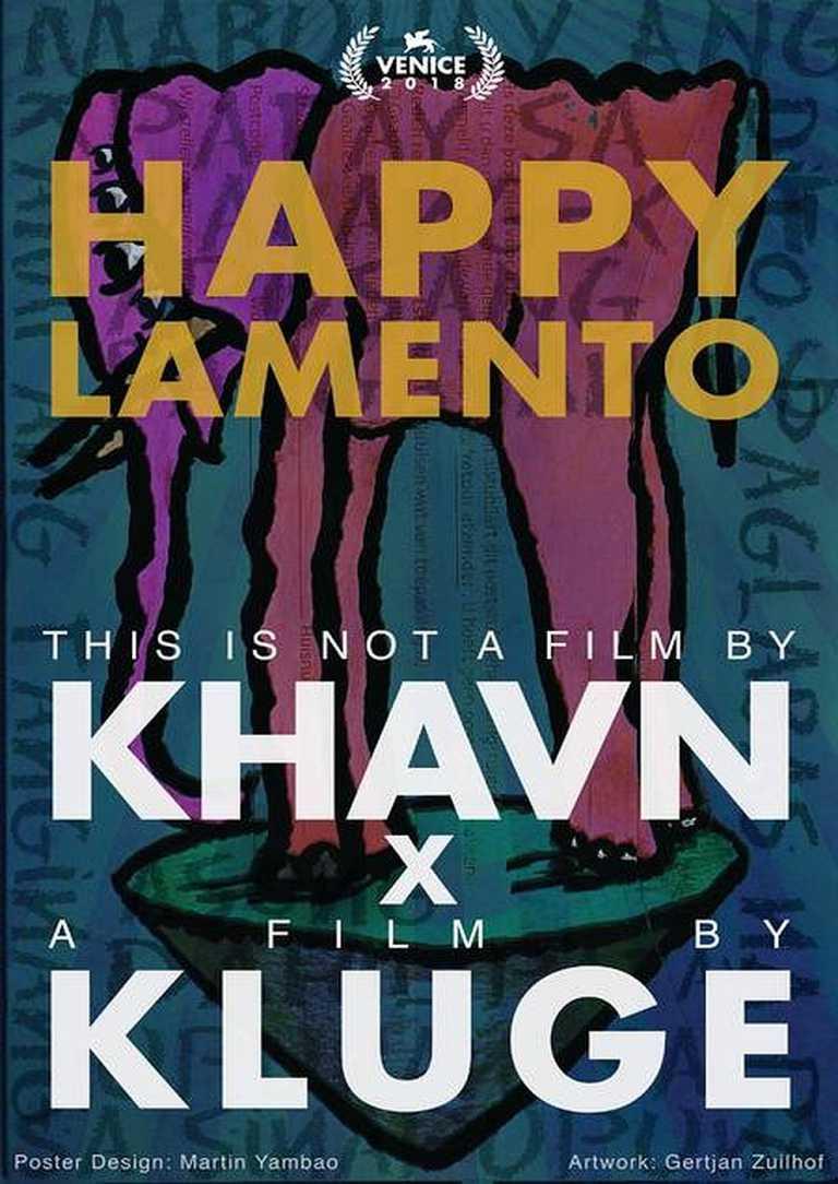 Happy Lamento (Poster)