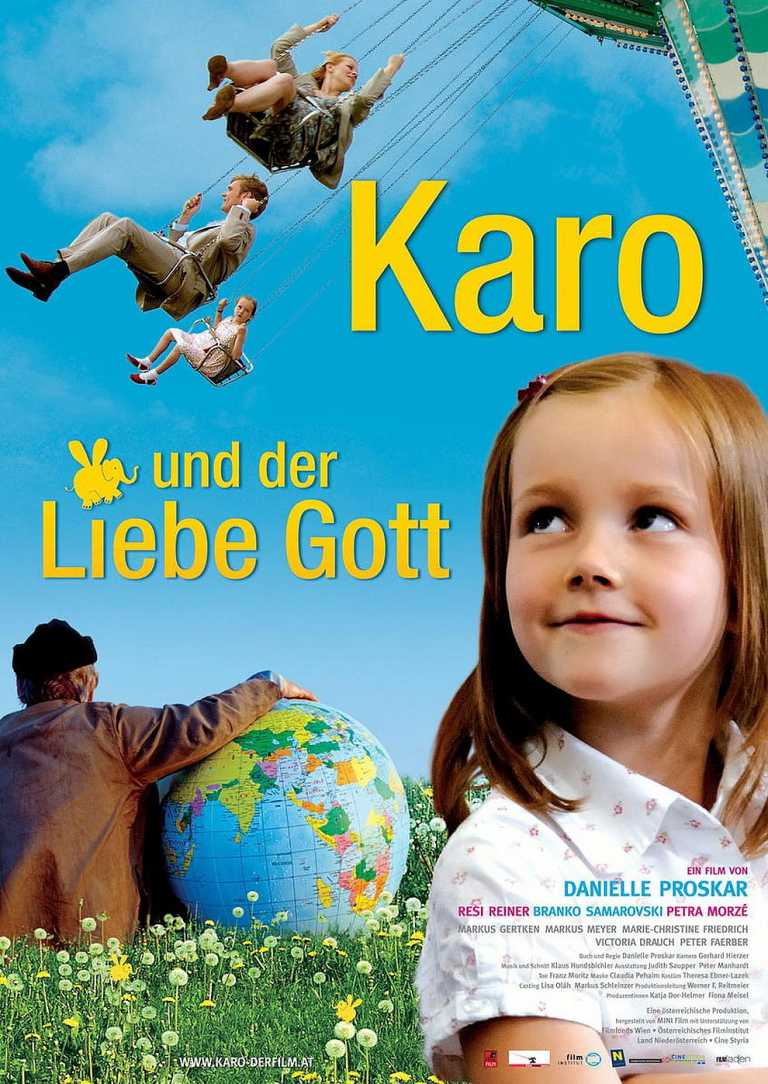 Karo und der liebe Gott (Poster)