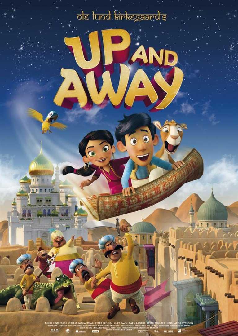 Kleiner Aladin und der Zauberteppich (Poster)