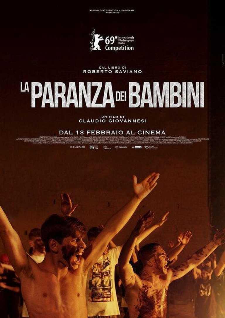 Paranza - Der Clan der Kinder (Poster)