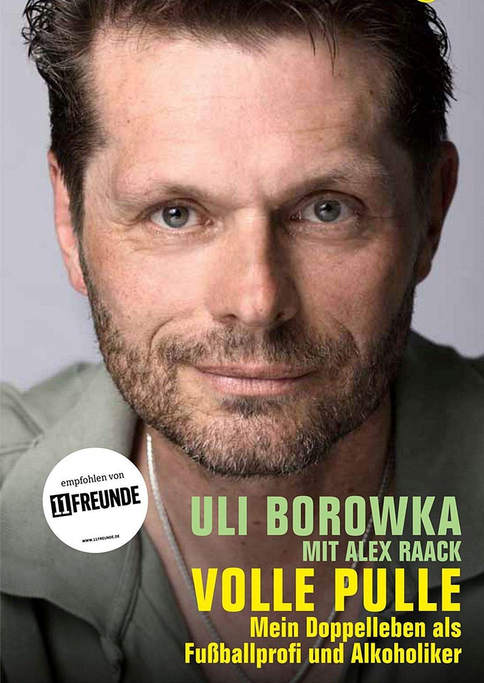 Lesung: Uli Borowka (Poster)