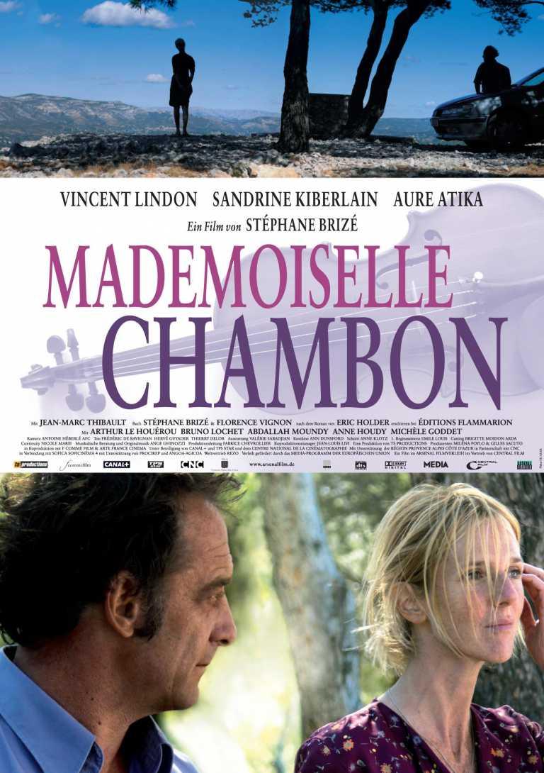 Mademoiselle Chambon (Poster)
