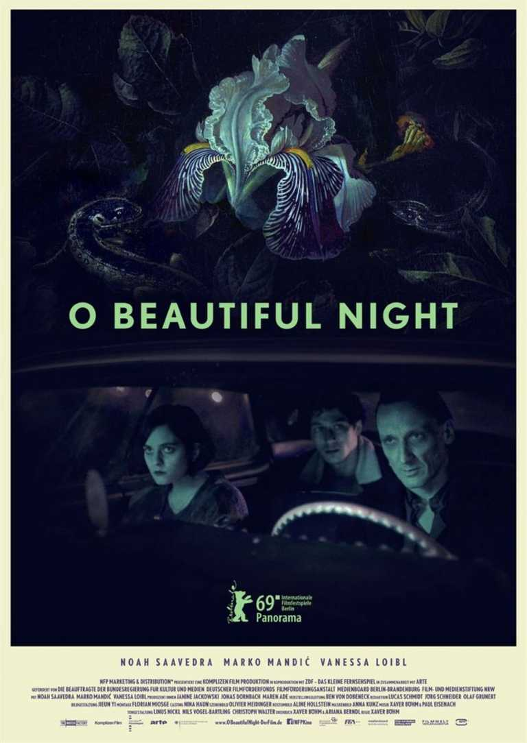 O Beautiful Night (Poster)