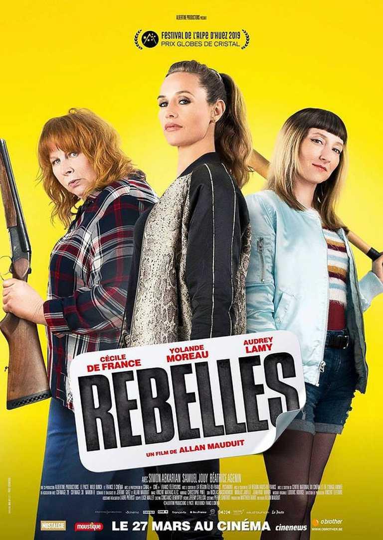 Rebellinnen - Leg dich nicht mit ihnen an! (Poster)