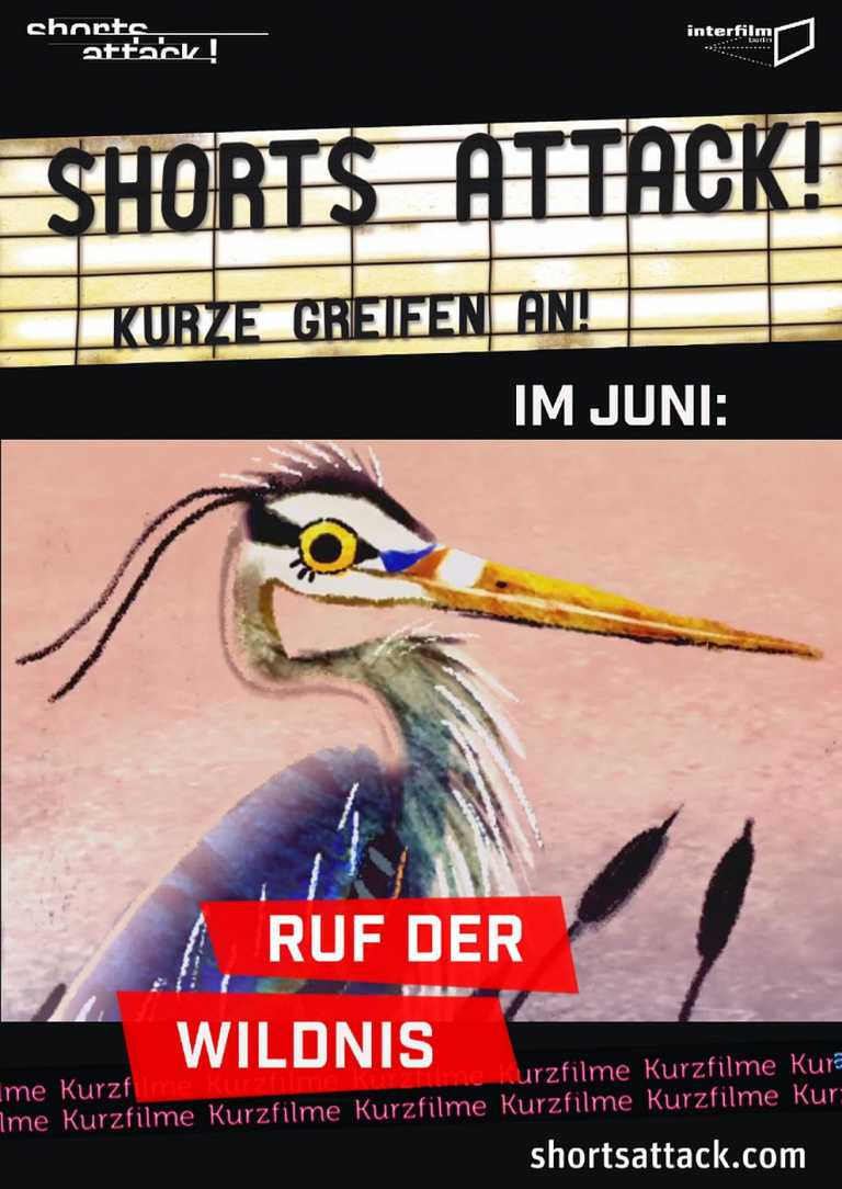 Shorts Attack: Ruf der Wildnis (Poster)