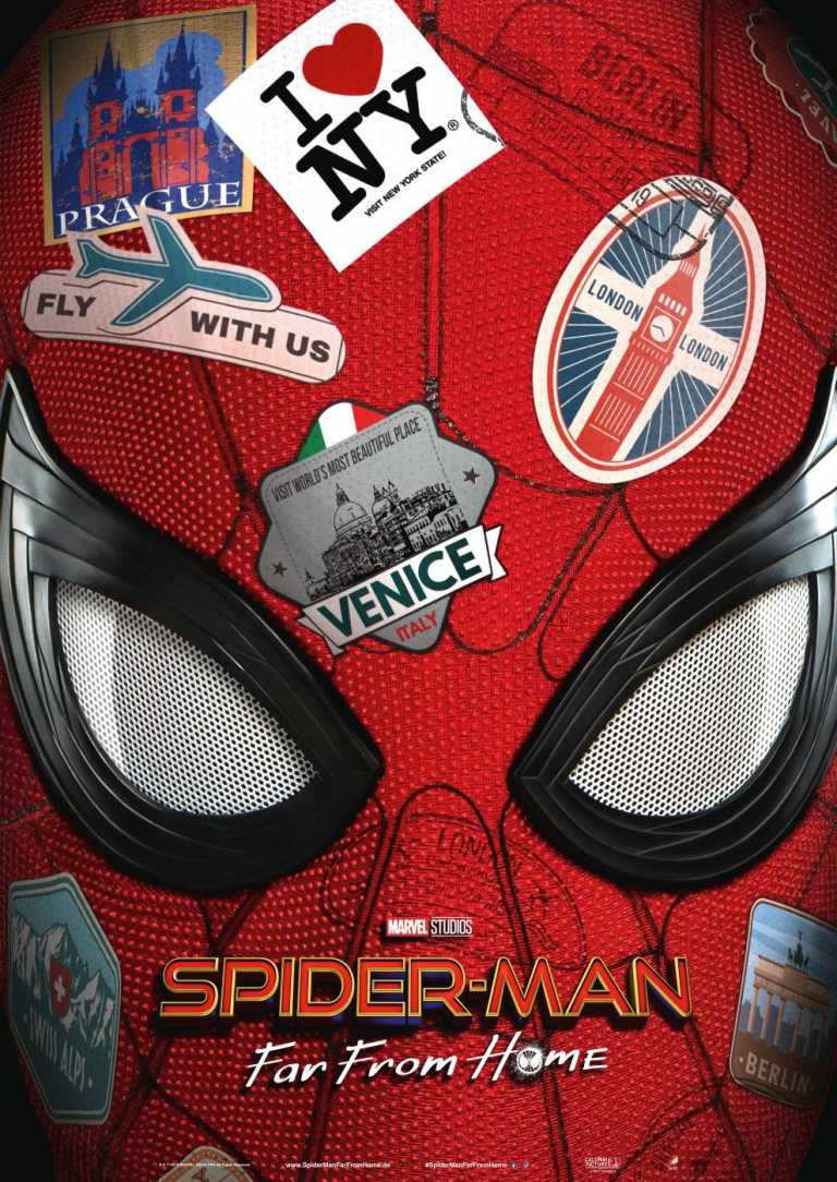 Spider-Man: Far from Home (Poster)