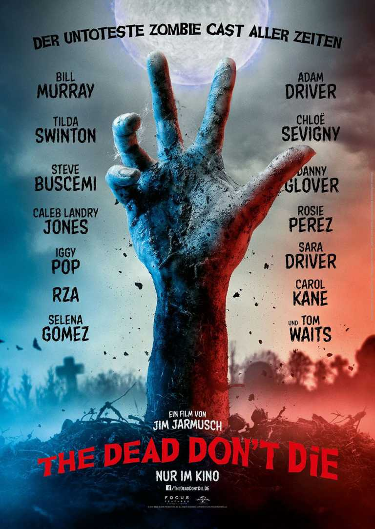 The Dead Don't Die (Poster)