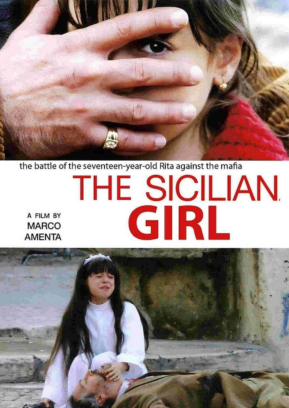 The Sicilian Girl (Poster)