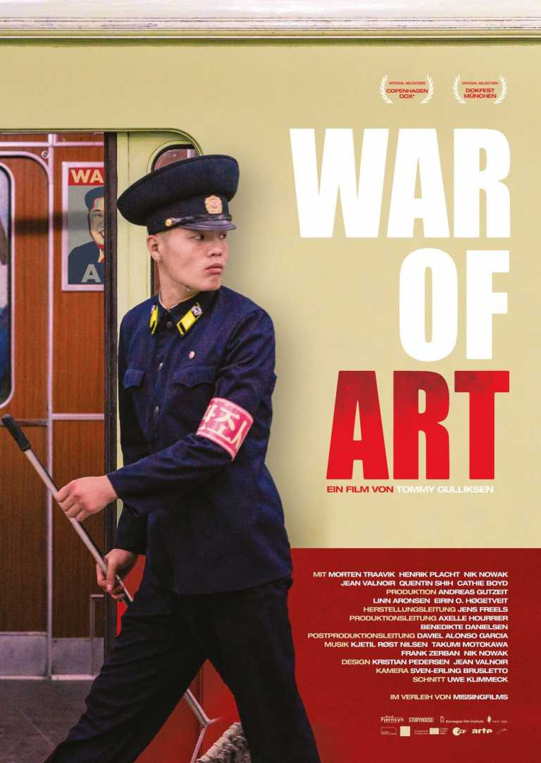 War of Art (Poster)