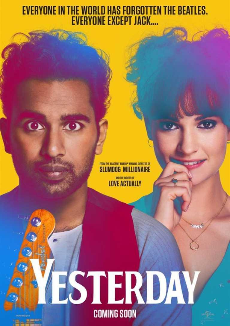 Yesterday (Poster)