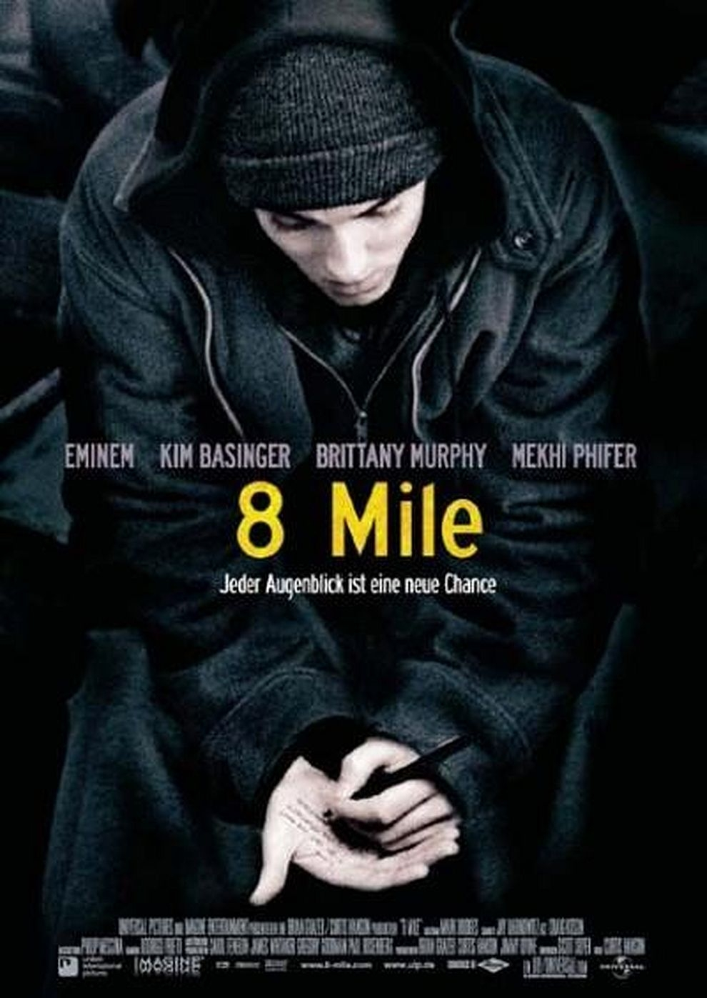 8 Mile (Poster)