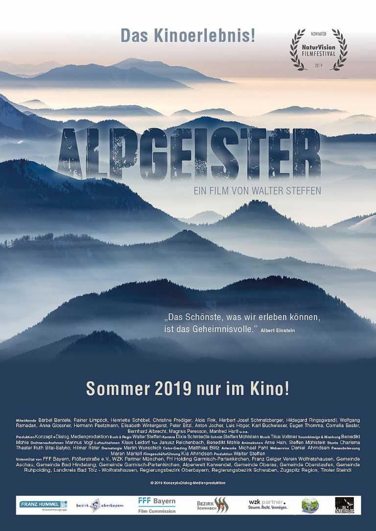 Alpgeister (Poster)