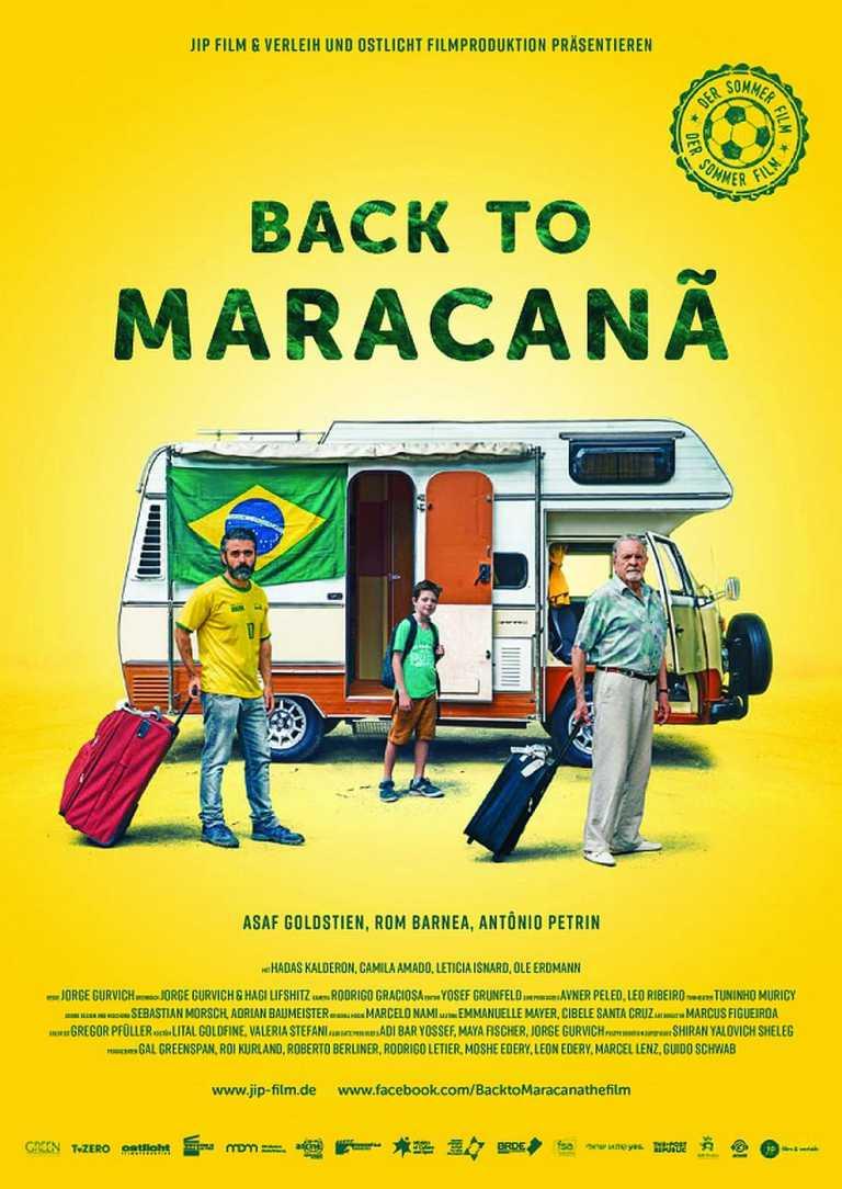 Back to Maracanã (Poster)