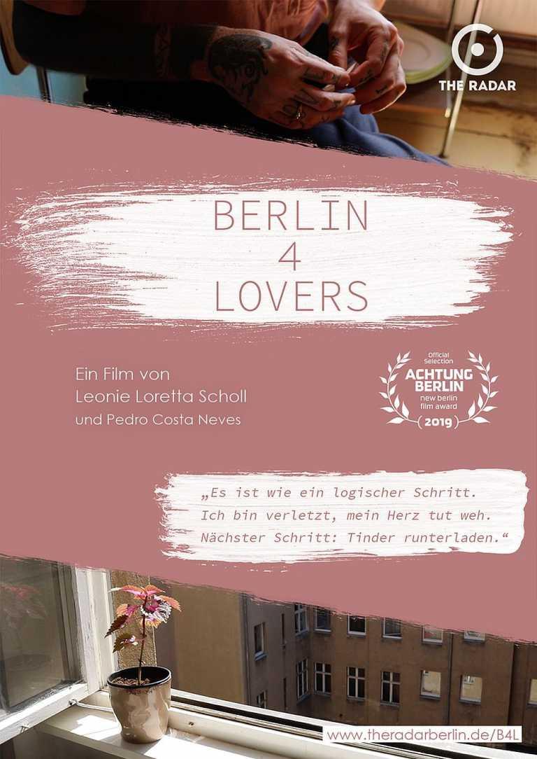 Berlin 4 Lovers (Poster)