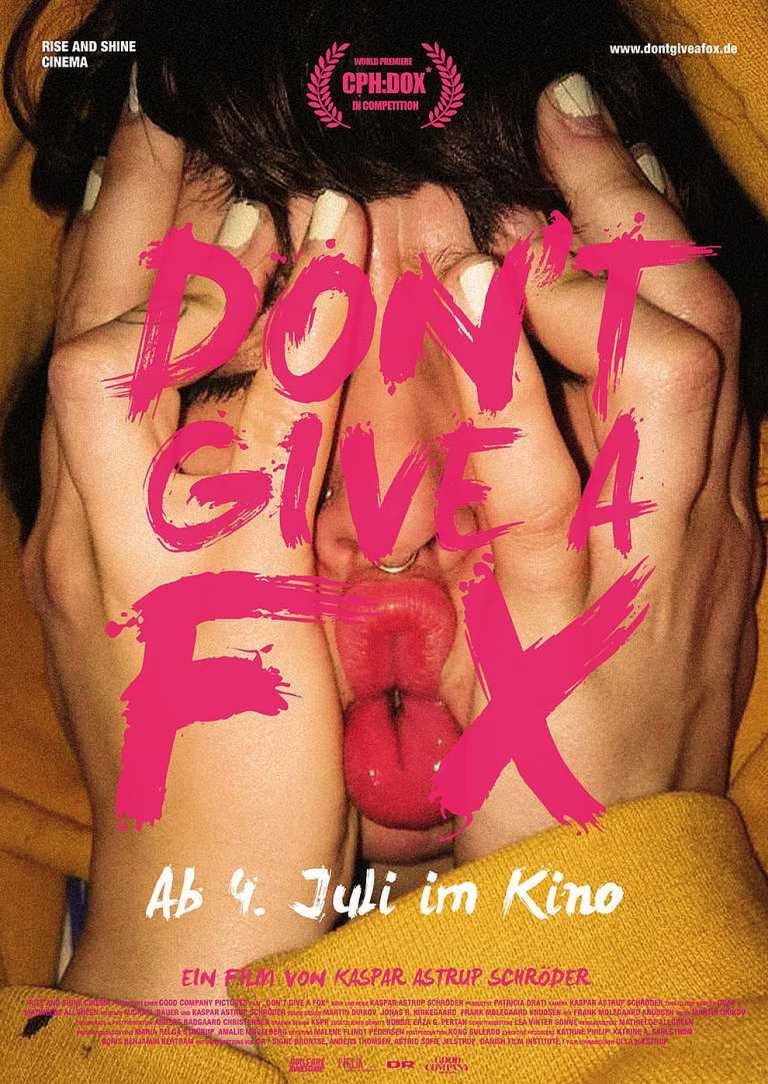 Don't give a Fox (Poster)