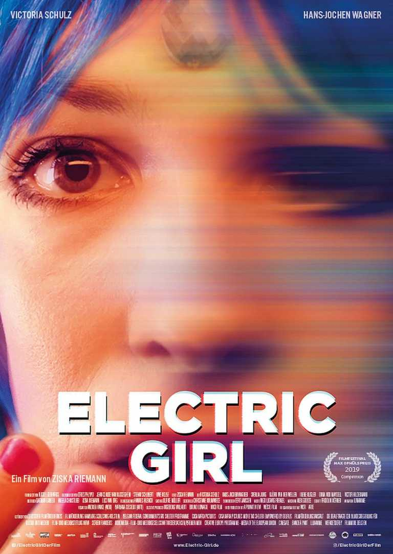 Electric Girl (Poster)