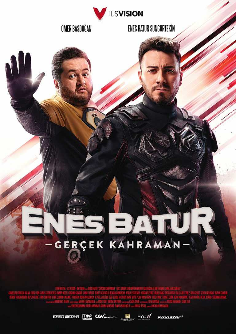 Enes Batur - Gercek Kahraman (Poster)
