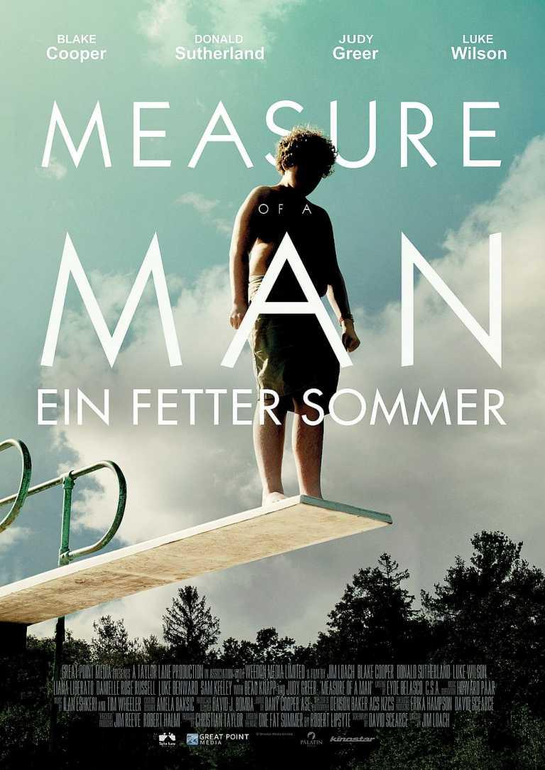 Measure of a Man - Ein fetter Sommer (Poster)