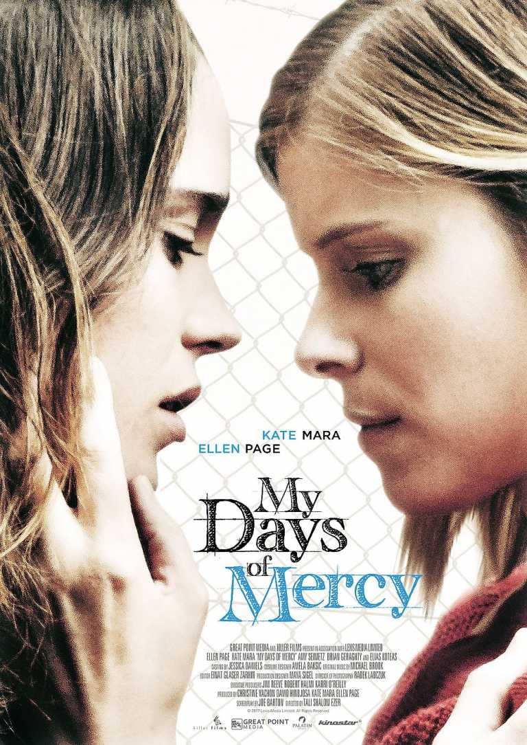 My Days of Mercy (Poster)
