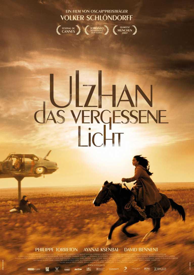Ulzhan - Das vergessene Licht (Poster)