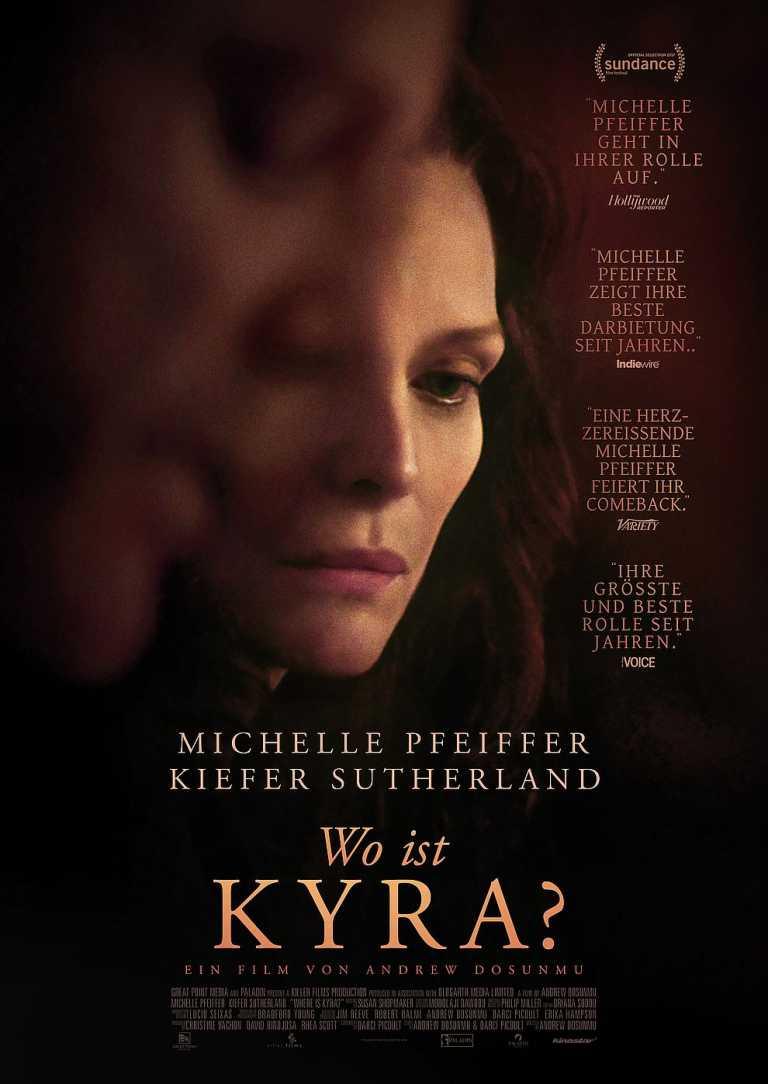 Wo ist Kyra? (Poster)
