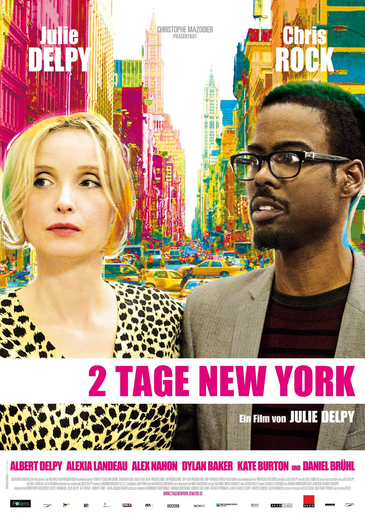 2 Tage New York (Poster)