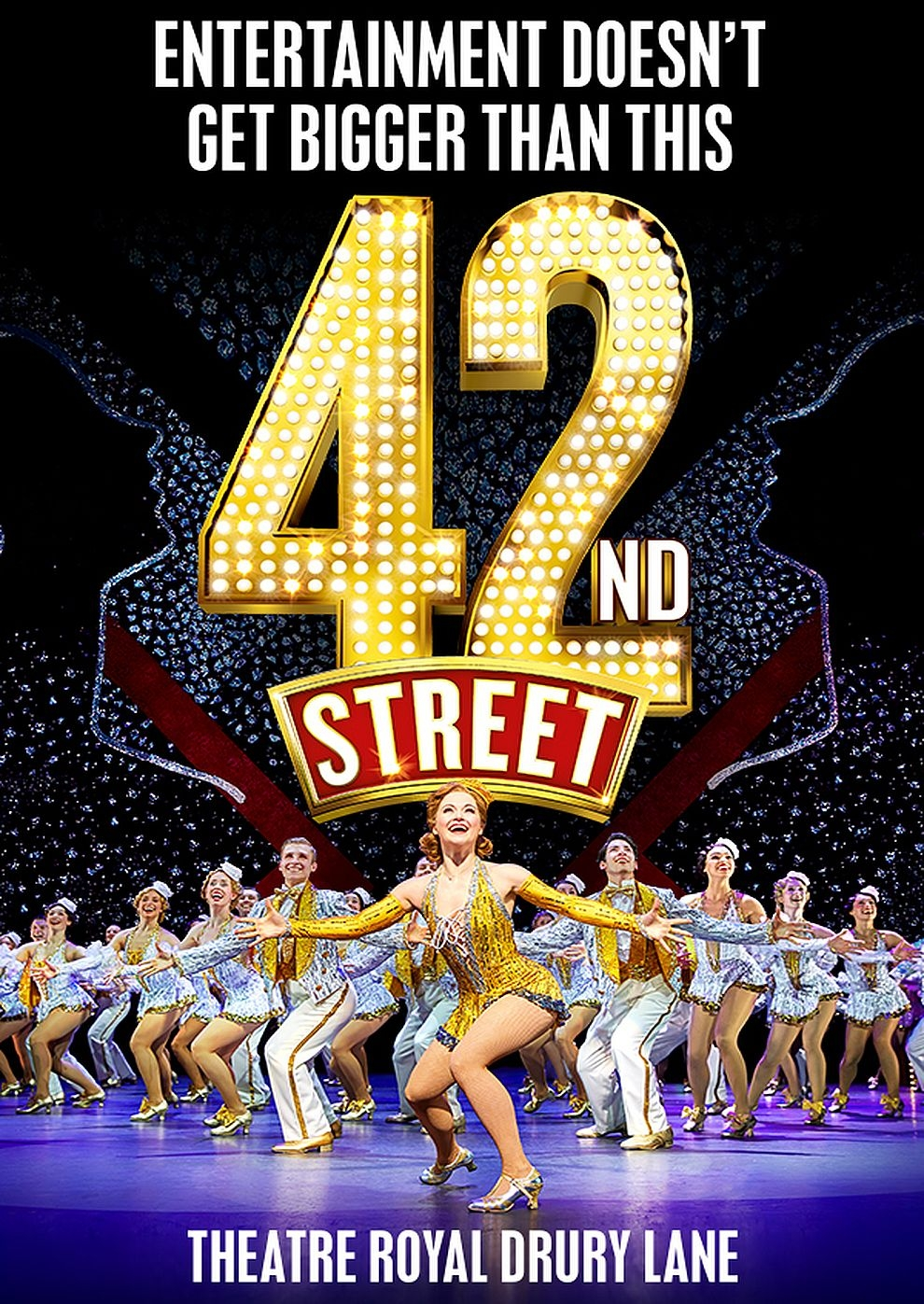 42nd Street - The Musical (Poster)