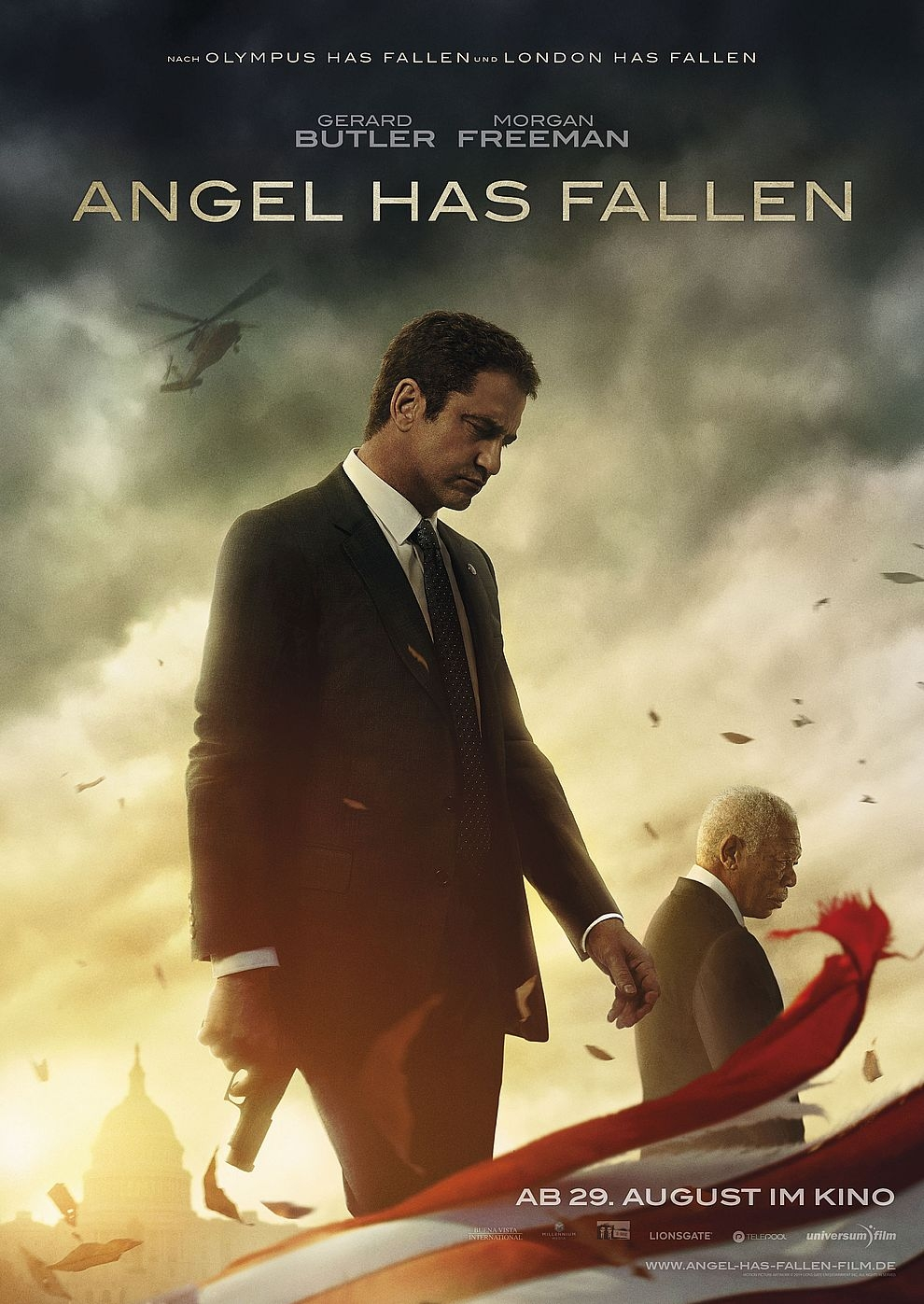 Angel Has Fallen (Poster)