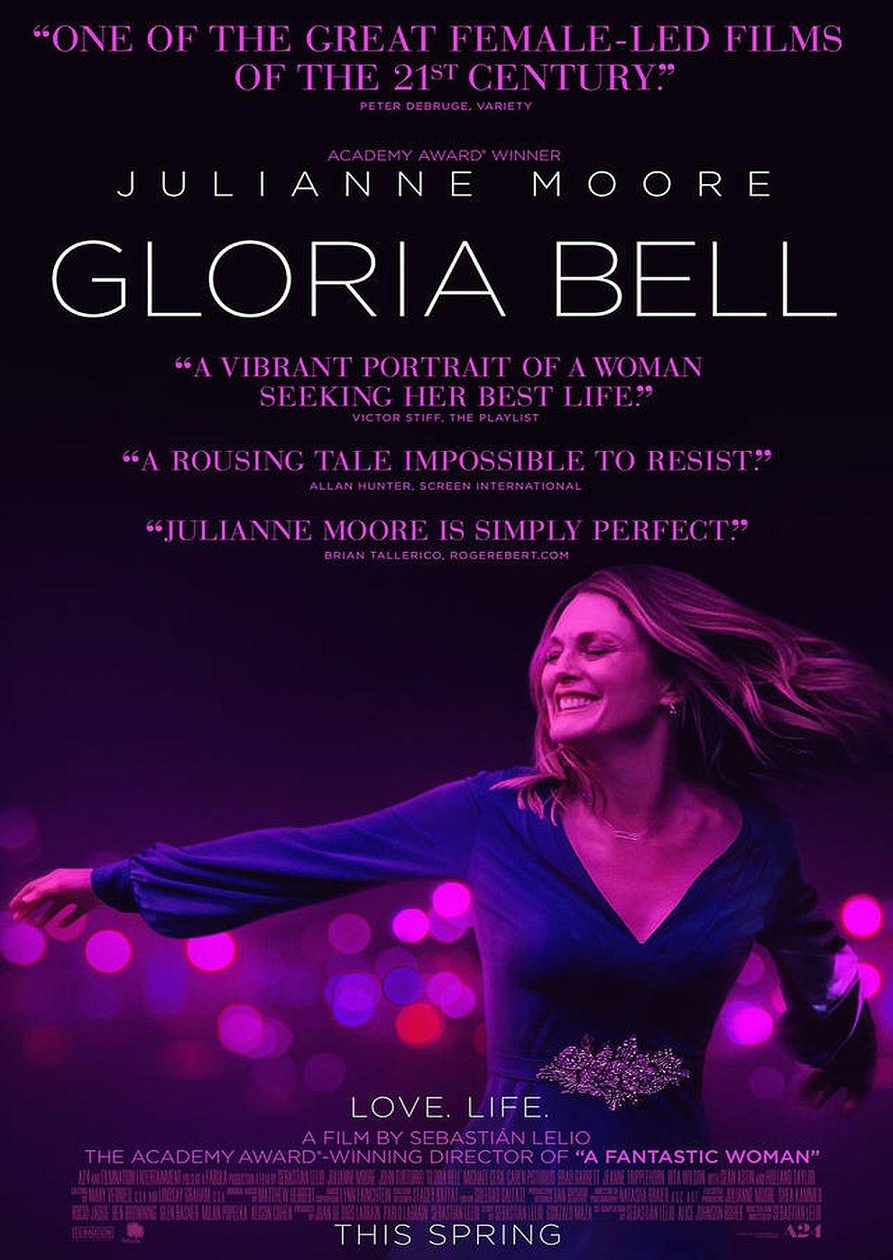 Gloria - Das Leben wartet nicht (Poster)
