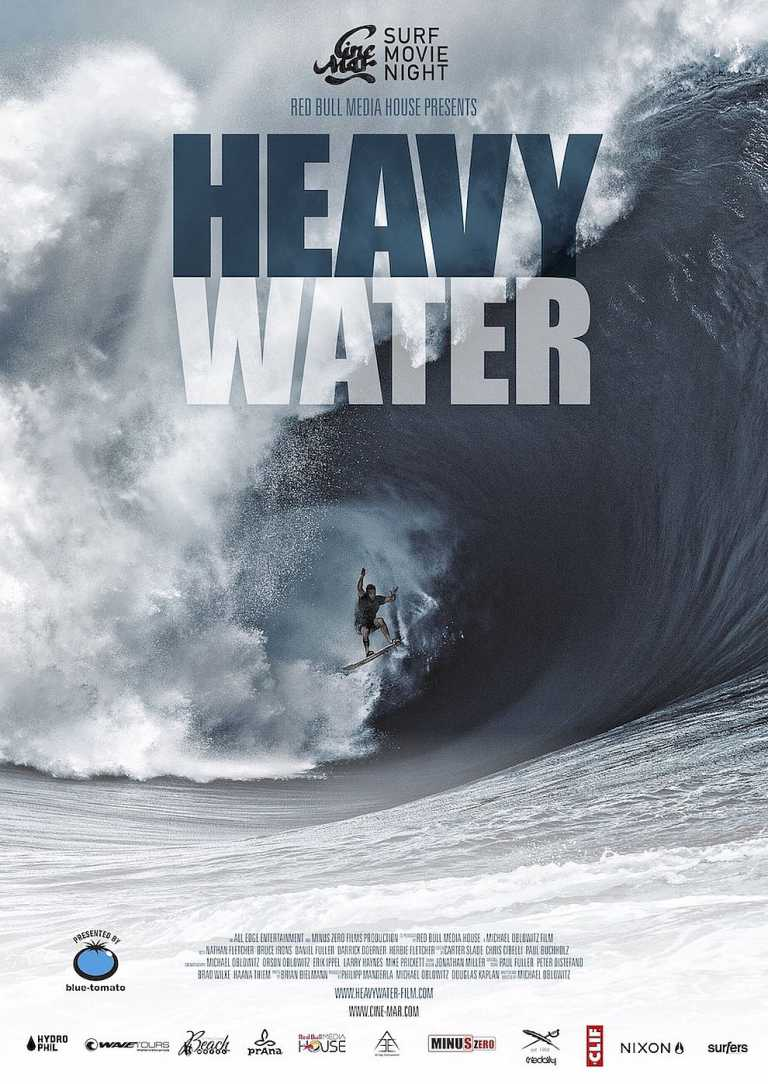 Heavy Water (Poster)