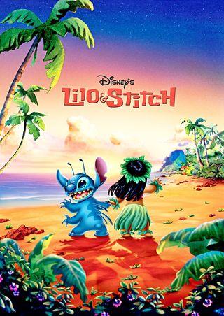 Lilo & Stitch (Poster)
