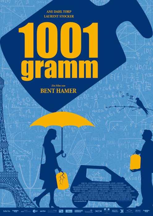 1001 Gramm (Poster)