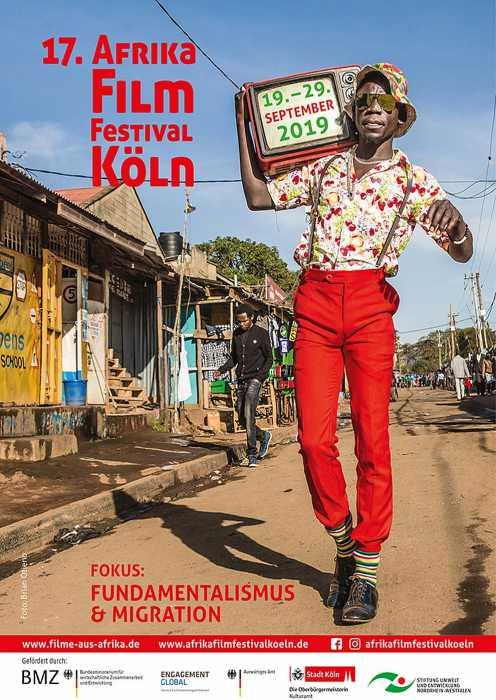 African Shorts: Ostafrika (Poster)