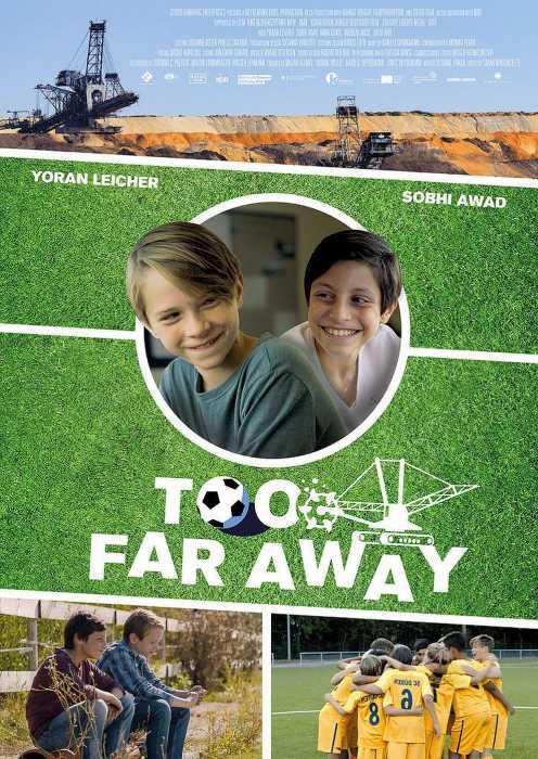 Zu weit weg (Poster)