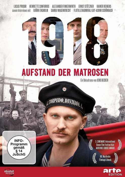 1918 - Aufstand der Matrosen (Poster)
