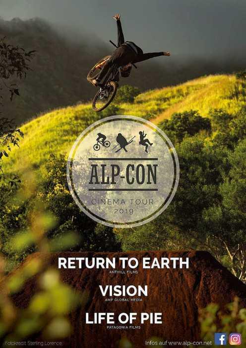Alp-Con CinemaTour 2019: BIKE (Poster)