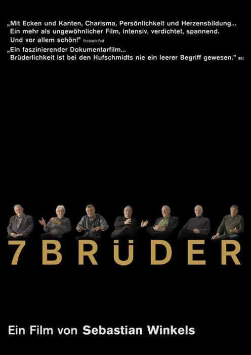 7 Brüder (Poster)