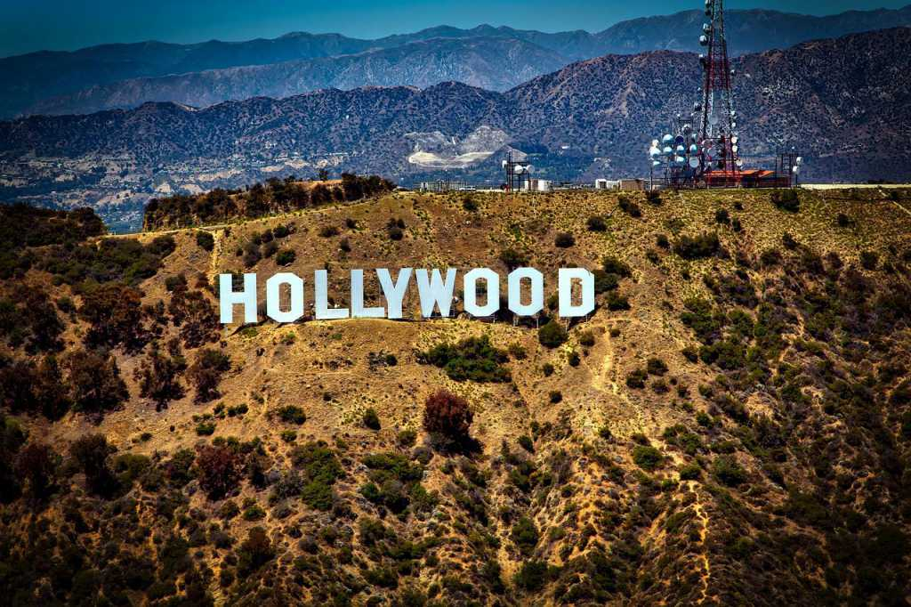 Hollywood Schild L.A.