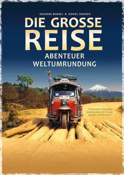 Abenteuer Weltumrundung (Poster)