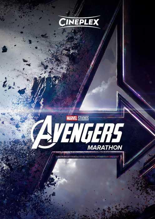Avengers Marathon-Special (Poster)