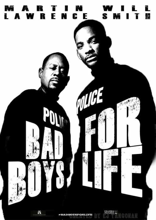 Bad Boys for Life (Poster)