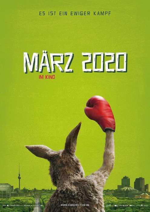 Die Känguru-Chroniken (Poster)
